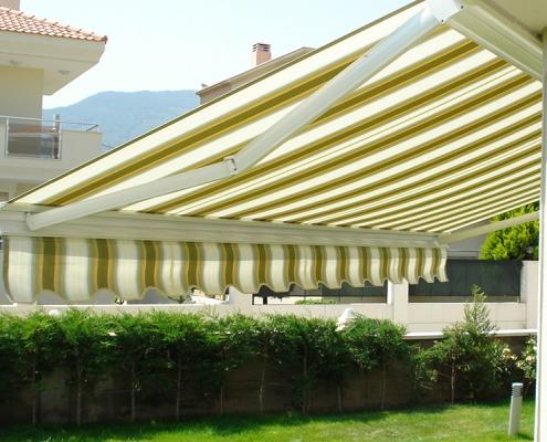 Kuşadası Tente Branda, Kasetli Tente Modeli 2