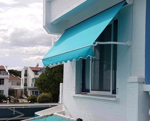 Kuşadası Tente Branda, Pencere Tipi Tente Modeli 4