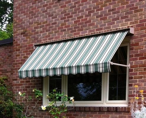 Kuşadası Tente Branda, Pencere Tipi Tente Modeli 5